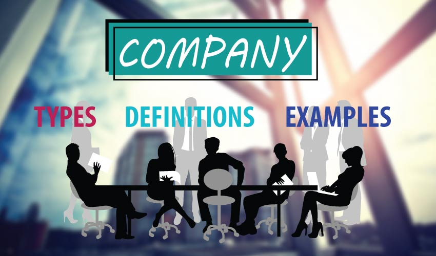 Types of Companies with Examples